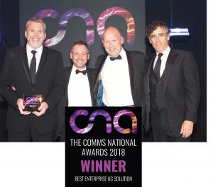 Incom-CNS Group Comms National Awards 2018